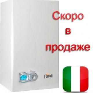 Газовый настенный котел Ferroli Diva H C 32