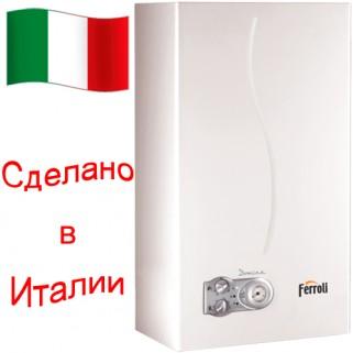 Газовый настенный котел Ferroli Domina F 32 N