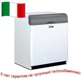 Энергонезависимый газовый котел Ferroli Pegasus 25 TP