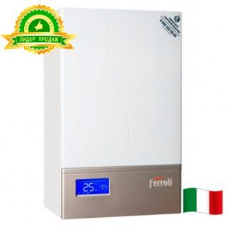 Электрический котел Ferroli Zews 6 (6 кВт / 220 V / 380 V / отопление)