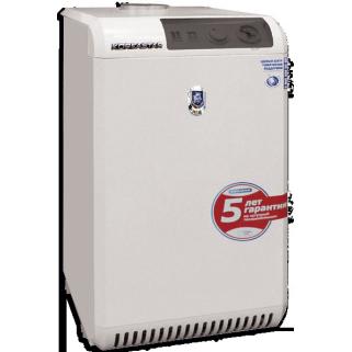 Напольный чугунный энергонезависимый газовый котел Koreastar Senator TP 60