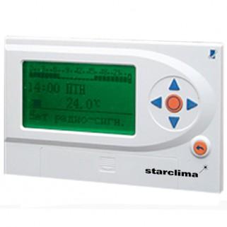 Термостат Sirius 1P проводной цифровой модулирующий Open Therm с недельным программированием