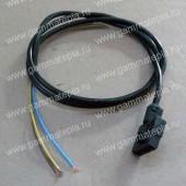 1.026516 Штекер (разъем) газового клапана