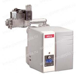 Горелка газовая  VECTRON VG 6.1600 DP, KL, s65-DN65/TC, 300-1600 кВт ELCO