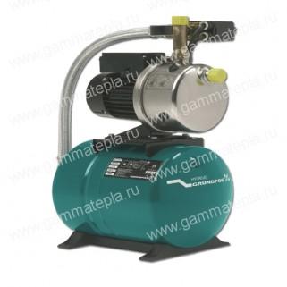 Насосная установка  Hydrojet JP6 с баком 60 л, 1,4 кВт, 1х220-230 В (ст.арт.4661BMBE) Grundfos