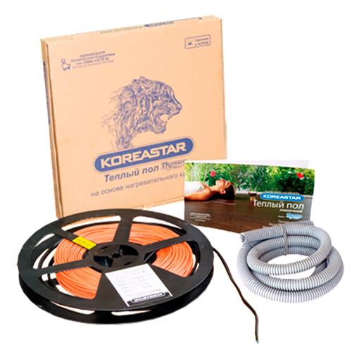 Греющий кабель Dymsco DIOcab DHC-S005 Standart 5 м на 0.5 м2, 80 Вт (для теплых полов)