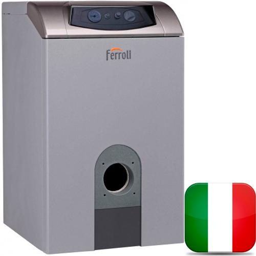 Универсальный напольный котёл (газ / дизель) Ferroli Atlas 32