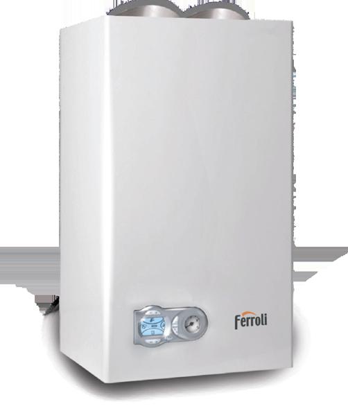Газовый настенный котел Ferroli Domina F 28 Pro