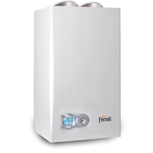 Газовый настенный котел Ferroli Fortuna Pro F10