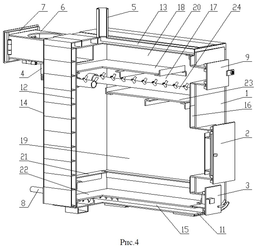 Как сделать пиролизный котел своими руками чертежи