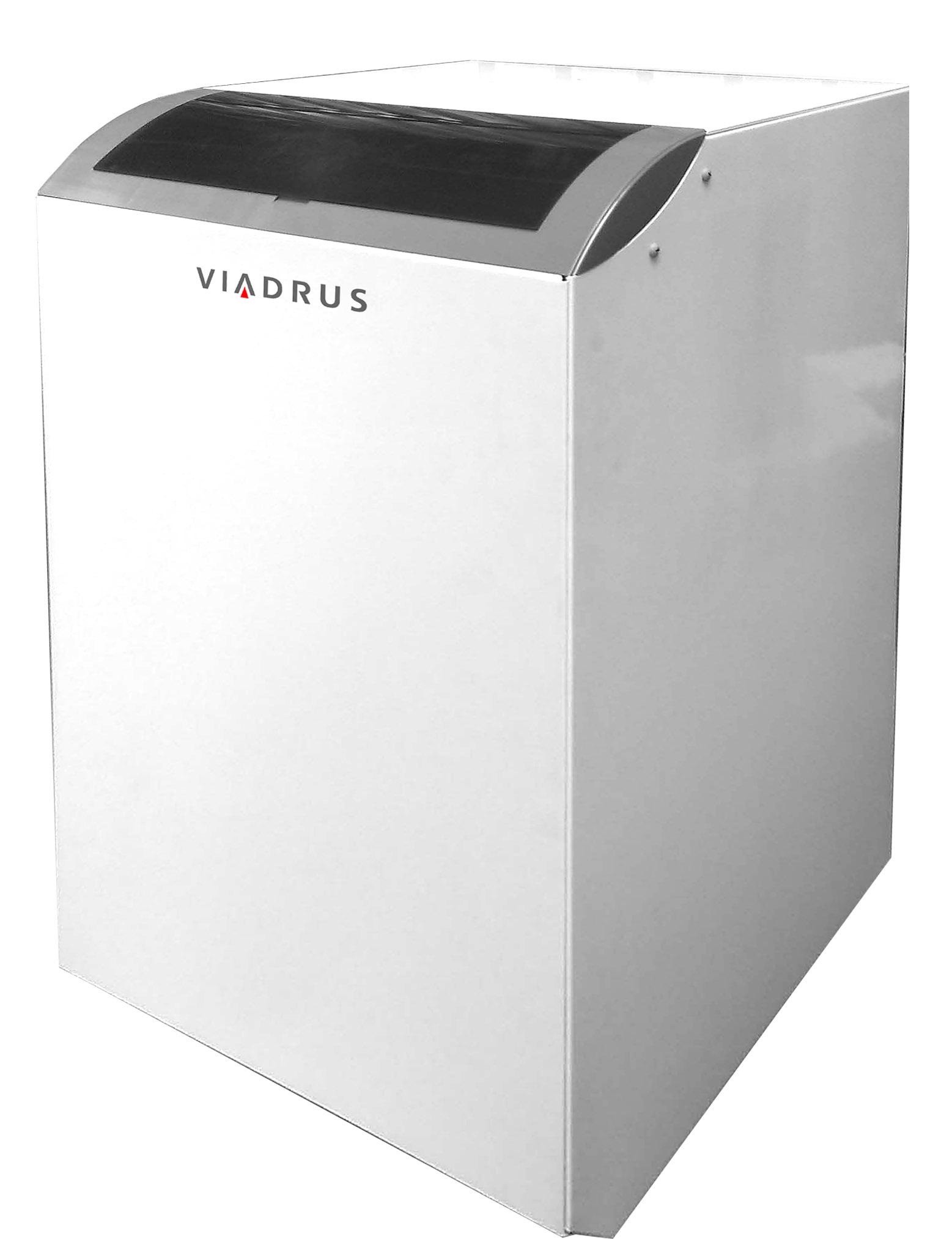 Напольный газовый котел Viadrus G36 BM 5 (34 кВт) Энергонезависимый.