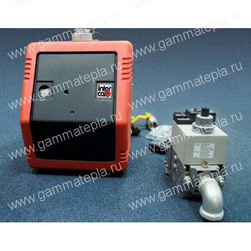 Газовая горелка Intercal SGN 55 с мультиблоком 128-232 кВт (Германия)